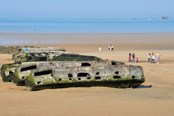 Normandy Beach Landing Today - Normandy D-Day Landing Tour