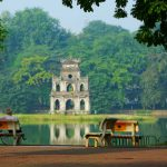 Vietnam War Tour - Hoan Kiem Lake, Hanoi