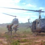 Vietnam War Tour - U.S. Chopper