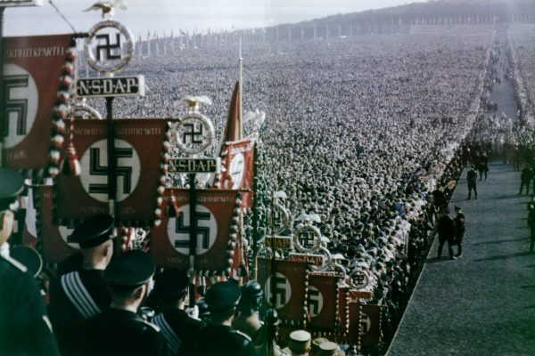Nuremberg Nazi Rally 1936 - Fall of the Third Reich Tour