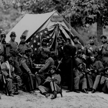 Union soldiers - USA Battlefield Tours