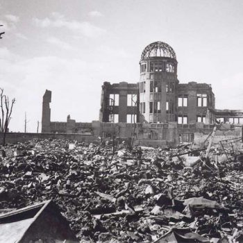 Destruction at Hiroshima - Asia Pacific Battlefield Tours