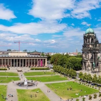 Berlin Cathedral - Germany Battlefield Tours