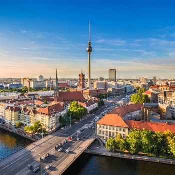Berlin skyline - Germany Battlefield Tours