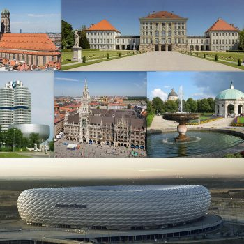 Munich, Germany - Germany Battlefield Tours