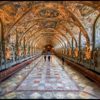 Munich Residenz - Germany Battlefield Tours