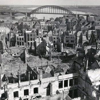 Nijmegen after the battle. 28 September 1944 - Holland Battlefield Tours