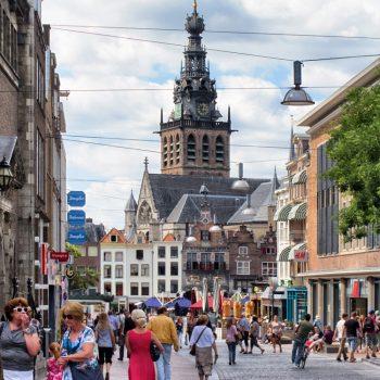 The city of Nijmegen, the Netherlands - Holland Battlefield Tours