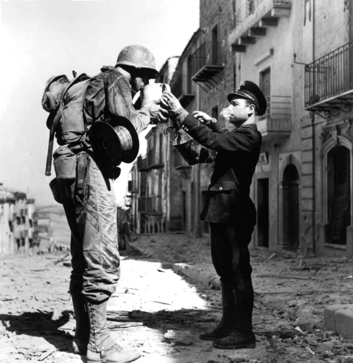 battle of tours Italy battlefield tours - allied forces invaded italy in 1943 beginning with the invasion of sicily in july the italian campaign continued until may 1945.