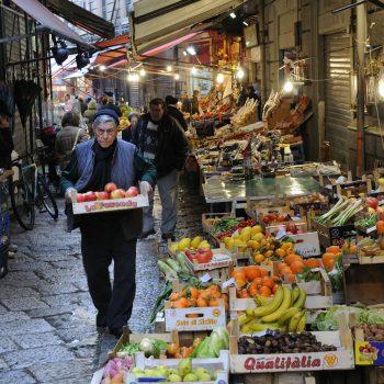 Vucciria Market Palermo - Italy Battlefield Tours