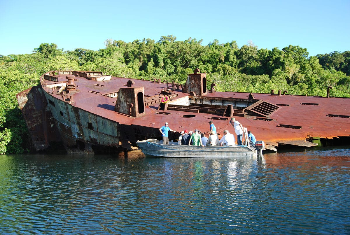Guadalcanal Day Tours