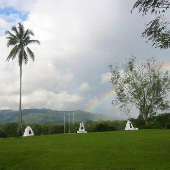 Kokoda Plateau - New Guinea Campaign 75th Anniversary Tour