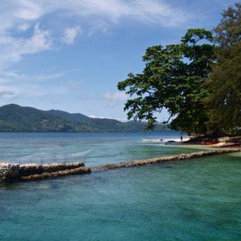 Samarai Island - Milne Bay 75th Anniversary Tour