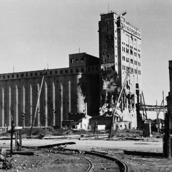 Grain Elevator Stalingrad - Stalingrad 75th Anniversary Tours