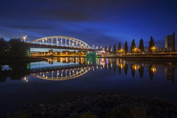 Arnhem Bridge - Arnhem & the Rhine Crossings