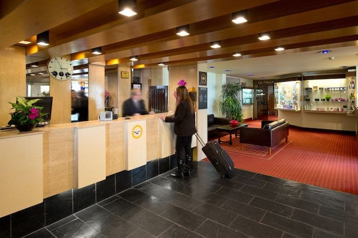 Globales Post Hotel & Wellness Liege - Battle of the Bulge