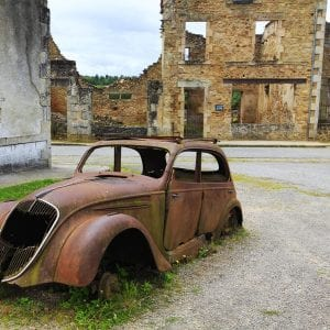 Oradour-sur-Glane - France Under the Jackboot
