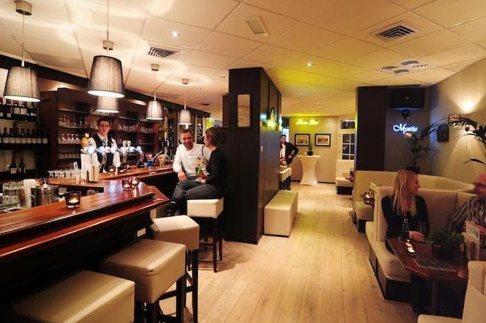 Walram Hotel Bar - Race to Remagen
