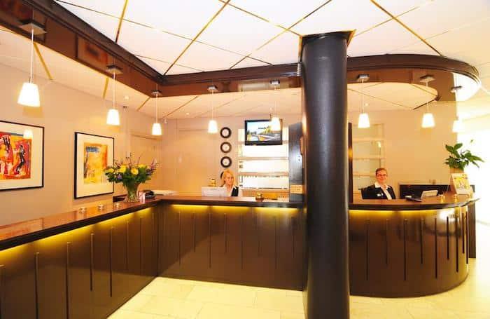 Walram Hotel Reception - Race to Remagen
