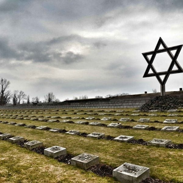 Jewish Cemetery Terezin - The Holocaust Remembered
