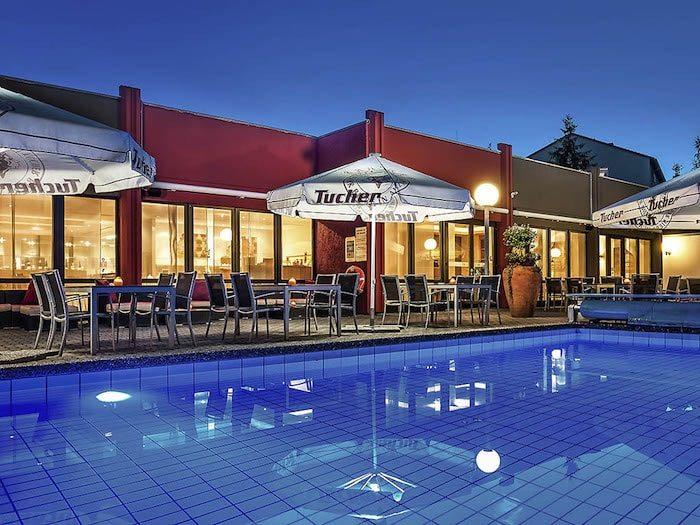 Nuremberg Mercure Hotel