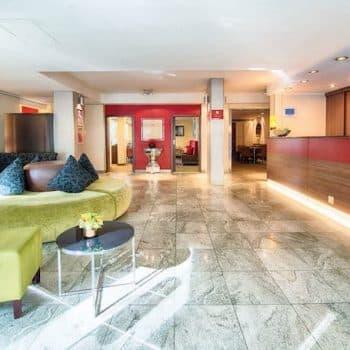 Leonardo Hotel & Residenz - The Rise of Evil