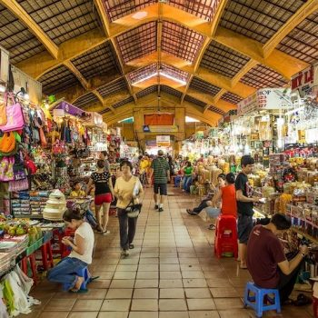 The World Famous Ben Thanh Market - Vietnam Revealed