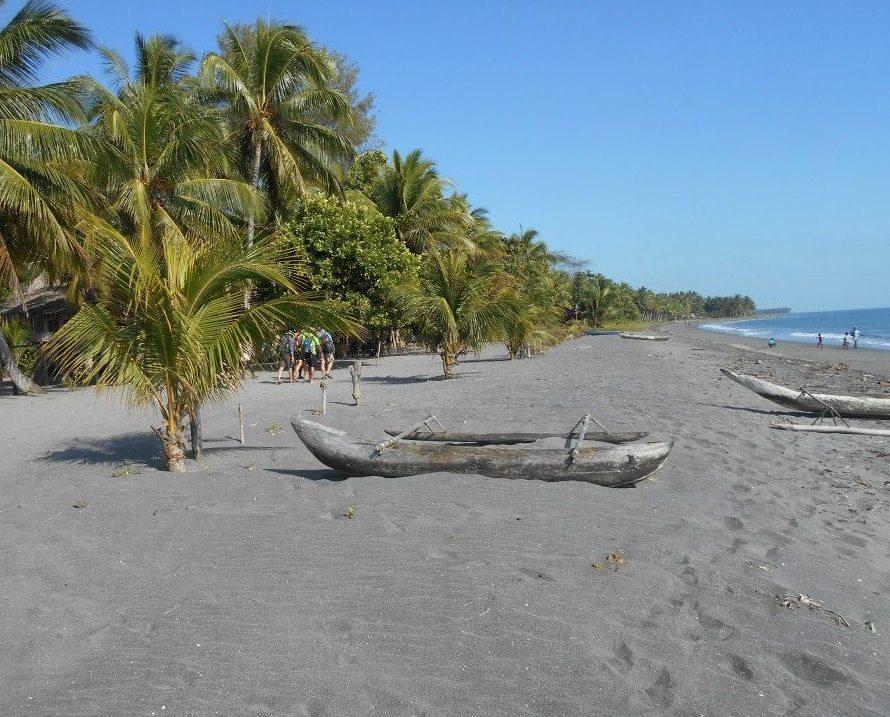 Sanananda Beach - Beachheads Tour