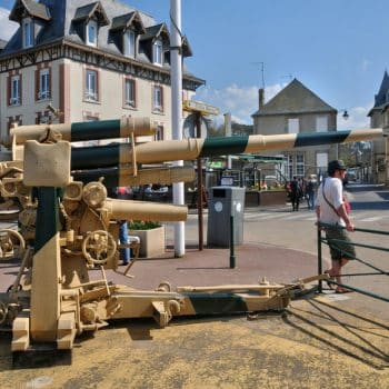 Caen, France - Normandy D-Day Tour