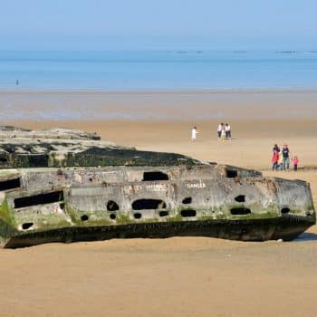 Normandy Beach Landing - Normandy D-Day Tour